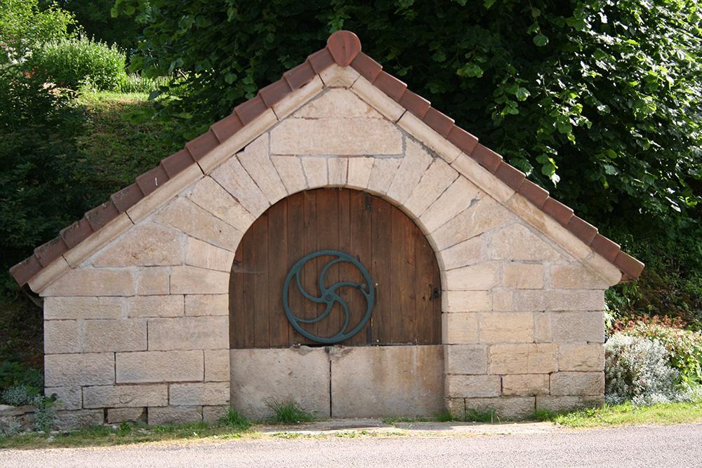 Fontaine de Gergueil